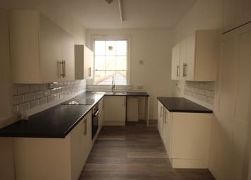 Thumbnail 3 bed flat to rent in Guildhall Street, Folkestone
