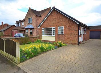 Thumbnail 2 bed bungalow to rent in Villa Close, Hemingbrough, Selby