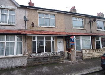 Thumbnail 2 bed terraced house for sale in Harrington Road, Heysham, Morecambe