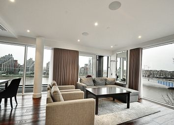 Thumbnail 2 bed flat to rent in Ravensbourne Apartments, Fulham