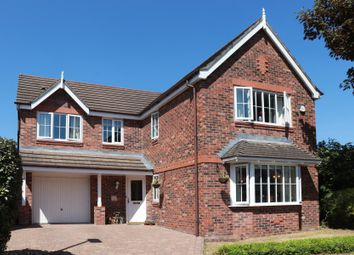 Thumbnail 4 bed detached house for sale in Heatherleigh, St. Helens