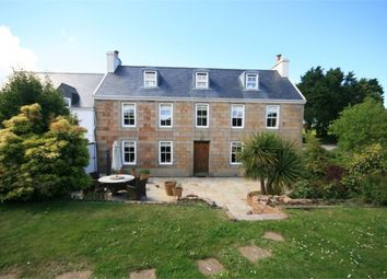 Thumbnail 8 bed detached house for sale in Le Geonnerie, La Rue Des Platons, Trinity