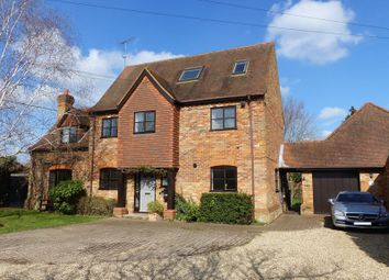 Thumbnail 5 bed detached house for sale in Sutton Road, Cookham, Maidenhead