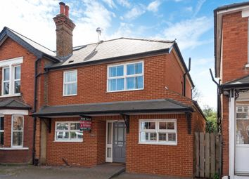 Thumbnail 4 bed semi-detached house for sale in Walton Road, East Molesey