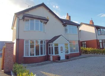 Thumbnail 4 bed detached house for sale in Garstang Road, Fulwood, Preston, Lancashire