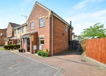 Thumbnail 2 bed semi-detached house for sale in Woodfield Road, South Normanton, Alfreton