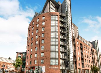 Thumbnail 1 bed flat to rent in The Hacienda, Whitworth Street West, Manchester