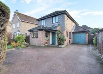 Thumbnail 4 bed detached house for sale in Wheelers Lane, Smallfield, Horley