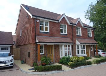 Thumbnail 3 bed semi-detached house to rent in Pease Pottage, Crawley, West Sussex