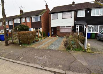3 bed end terrace house for sale in Larkswood Road, Corringham, Stanford-Le-Hope SS17