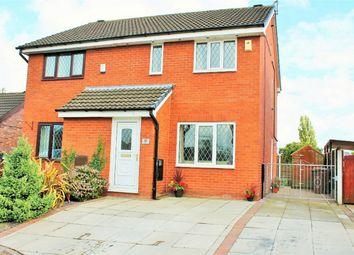 Thumbnail 2 bedroom semi-detached house for sale in Parkside, Preston, Lea, Lancashire