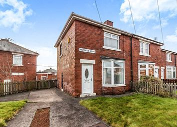 Thumbnail 2 bedroom semi-detached house for sale in Primrose Gardens, Wallsend