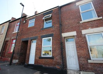 Thumbnail 4 bedroom terraced house to rent in Manor Oaks Road, Park Hill, Sheffield