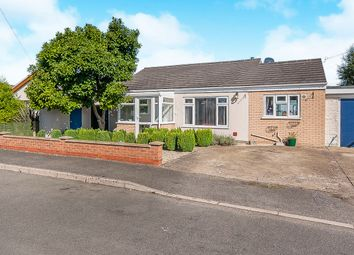 Thumbnail 4 bed detached bungalow for sale in Spencer Close, West Walton, Wisbech