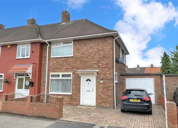 Thumbnail 2 bed end terrace house for sale in Tedworth Road, Hull, East Yorkshire