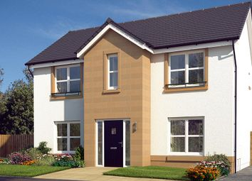 "Thumbnail 4 bed property for sale in ""The Danbury"" at Cochrina Place, Rosewell"