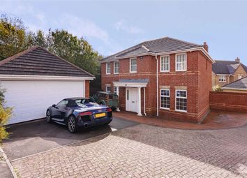 Thumbnail 4 bed detached house for sale in Maes Y Gwenyn, Rhoose, Vale Of Glamorgan