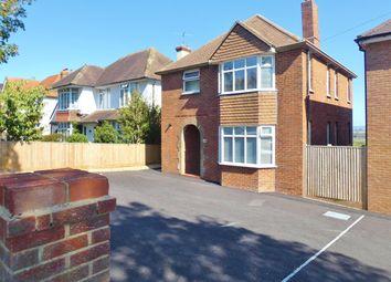 Willingdon Road, Eastbourne BN21. 3 bed detached house for sale