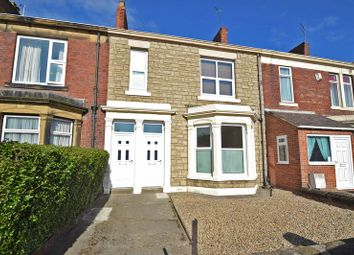 Thumbnail 2 bed flat for sale in Burn Terrace, Wallsend