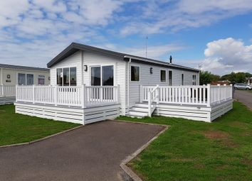 Thumbnail 2 bed mobile/park home for sale in Hayling Island Holiday Park, Manor Road, Hayling Island