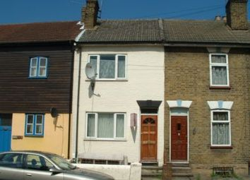 Thumbnail 2 bed terraced house to rent in Luton Road, Chatham