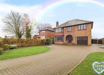 Thumbnail 5 bed detached house for sale in Hillcrest, Hull Road, Osgodby, Selby