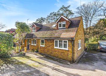 Latchwood Lane, Lower Bourne, Farnham GU10. 4 bed detached house for sale