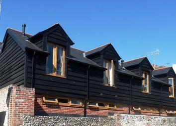 Crown Yard Mews, River Road, Arundel BN18. 3 bed semi-detached house