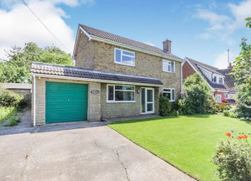 Thumbnail 3 bed detached house for sale in Walkerith Road, East Stockwith, Gainsborough