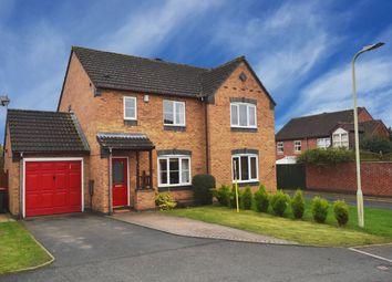 Thumbnail 3 bed semi-detached house for sale in St Catherines Close, Wellington, Telford, Shropshire