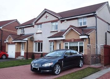 Thumbnail 4 bedroom semi-detached house to rent in Maccallum Drive, Cambuslang, Glasgow