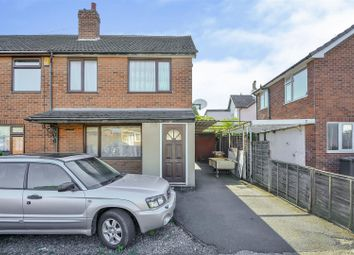 3 bed semi-detached house for sale in Barton Road, Long Eaton, Nottingham NG10
