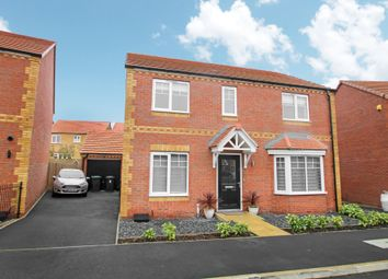 Thumbnail 4 bed detached house for sale in Knight Close, Polesworth, Tamworth