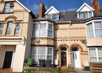 Thumbnail 1 bedroom flat to rent in Osborne Terrace, Barnstaple, Devon