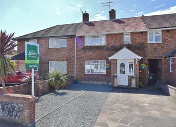 Thumbnail 3 bed terraced house for sale in Wiston Avenue, Worthing