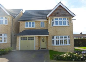 Thumbnail 4 bed detached house to rent in Copse Place, Steeton, Keighley