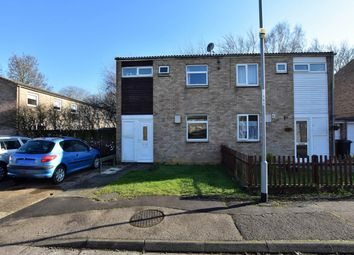 Thumbnail 3 bed semi-detached house for sale in Cleatham, Bretton, Peterborough
