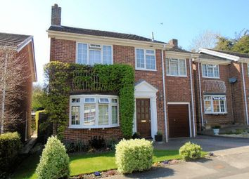 Thumbnail 4 bed detached house for sale in Justin Close, Fareham