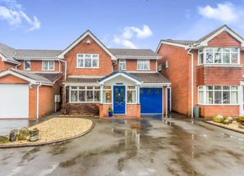 Thumbnail 4 bed detached house for sale in High Hill, Essington, Wolverhampton, Staffordshire