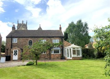 Thumbnail 4 bed detached house for sale in Church Street, Topcliffe, Thirsk