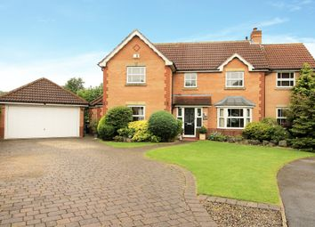 Thumbnail 4 bed detached house for sale in Evelyn Court, Killinghall, Harrogate