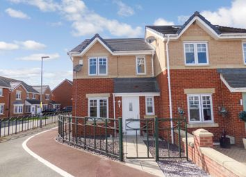 Thumbnail 3 bed semi-detached house to rent in Wensleydale Gardens, Thornaby, Stockton-On-Tees