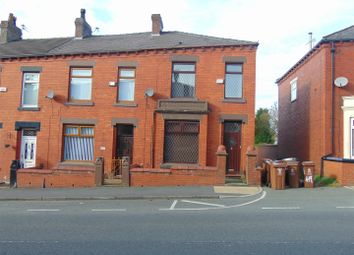 Thumbnail 3 bed end terrace house for sale in 427 Ripponden Road, Moorside, Oldham