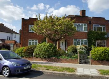 Thumbnail 5 bed semi-detached house for sale in Sherington Avenue, Hatch End, Pinner, Middx