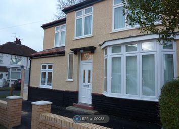 Thumbnail 5 bed semi-detached house to rent in Desford Road, Liverpool