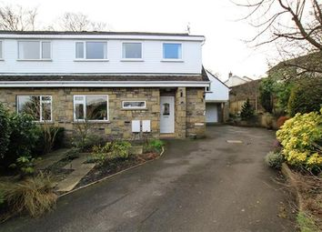 Thumbnail 5 bed semi-detached house for sale in Breck Lea, Sowerby Bridge