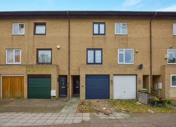 Thumbnail 3 bed town house for sale in Mullion Place, Fishermead, Milton Keynes