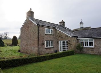 Thumbnail 2 bed country house for sale in Shirenewton, Chepstow