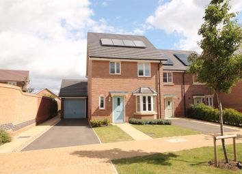 Thumbnail 3 bed semi-detached house for sale in Battle Avenue, Daventry
