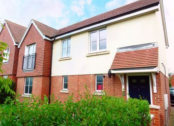 Thumbnail 2 bed property for sale in Brunel Drive, Hailsham